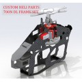 (CHP-T792) T-Rex 700N DL FRAME SET